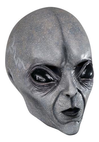 Máscara Para Niño Area 51 Jr Extraterrestre Alien Alienígena