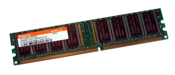 Memoria 256mb/ddr/400mhz (original Hp/compaq)