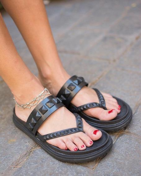 Ojotas Goma Zapatos Calzado Dama Sandalia Mujer Verano19/20