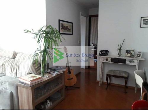 Apartamento Padrão Para Venda Em Jardim Íris São Paulo-sp - 628