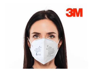 Respirador Mascarilla Tapaboca N95 3m Ref. 9010 Originales!!