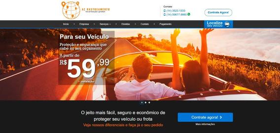 Rastreador Veicular P/ Carro + Contrato Monitoramento Boleto