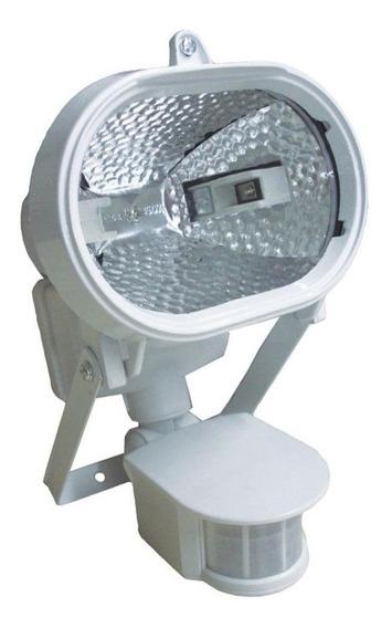 Refletor Holofote Halógeno E Sensor De Presença 150w Dni6017