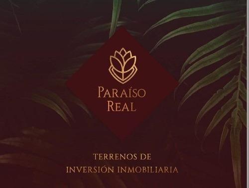 Lotes Semiurbanizados De Real Paraiso En Telchac Puerto Desde 300 A 450 M2