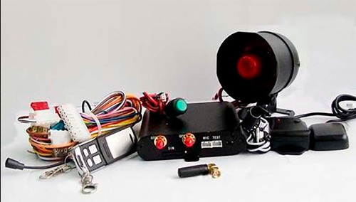 Tracker Y Alarma Gps Auto Carro Rastreo Satelital Gps-1200