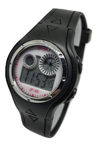 Reloj Pulsera Digital Niño Alarma Luz Y Cronometro Oferta !! *** Full-time Mania *** Mercadolider Platinum !!