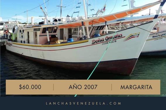 Buque De Pesca 12.4 Lv823