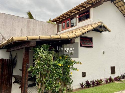 Casa Com 3 Dormitórios À Venda, 140 M² Por R$ 1.600.000,00 - Geribá - Armação Dos Búzios/rj - Ca1210