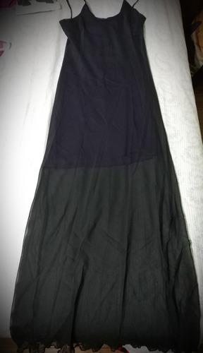 Vestido Largo-sin Mangas.