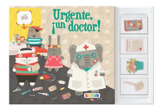 Urgente, ¡un Doctor! Colección Pequeñas Fieras
