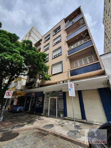 Villarinho Imóveis Vende Apartamento Com 3 Dormitórios, 67 M² Por R$ 299.000,00 - Centro Histórico - Porto Alegre/rs - Ap1990