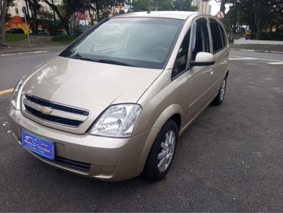 Gm Chevrolet Meriva 1,4 Maxx 2012 Ipva Gratis S/entrada