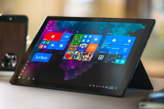 Tablet Surface Pro 6 256gb Ssd Processador I5 Windows 10