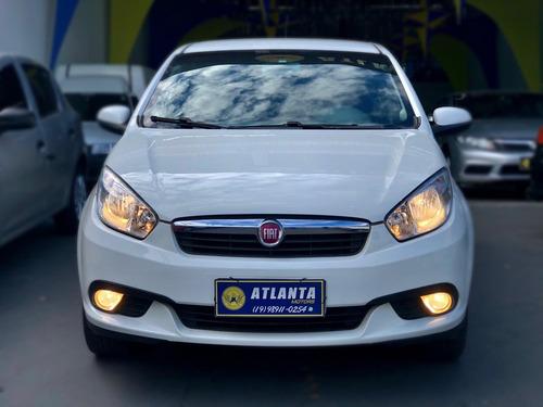 Imagem 1 de 7 de  Fiat Grand Siena Essence 1.6 16v (flex)