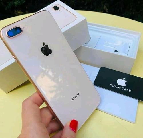 Apple iPhone 8 Plus 256 Gb, 4 Gb De Ram, Oro Rosa