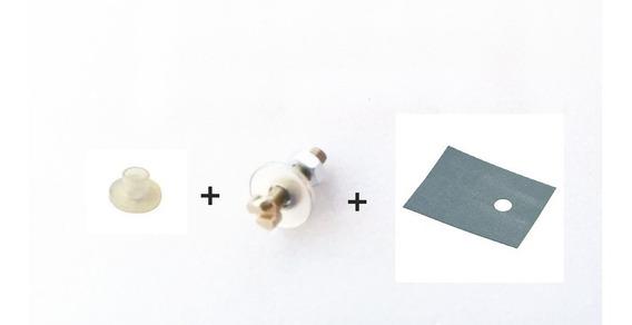 Kit 50pç Bucha Parafuso Isolador To220 Frete Grátis