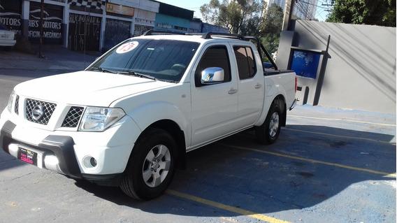 Nissan Frontier 2.5 Xe Cab.dupla 2013 $ 59900financiamos