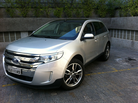 Ford Edge Awd Limited Completa Com Teto