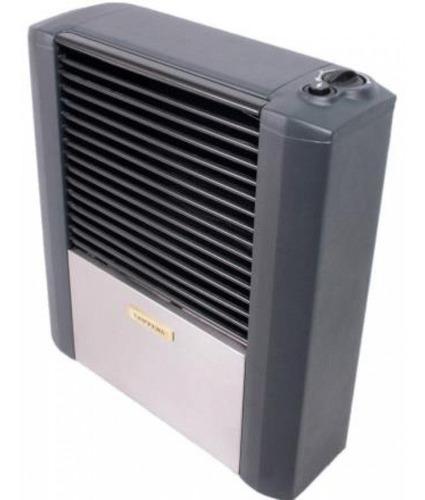 Calefactor Coppens 4000 C/salida Derecha Linea Peltre Acero