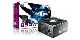 Fonte 850w Modular Coolermaster M2 Silenet Pro Com Cabos