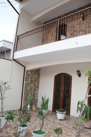 Casa Com 5 Dormitórios À Venda, 360 M² Por R$ 960.000 - Jardim Chapadão - Campinas/sp - Ca2218