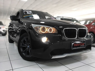 Bmw X1 2.0 16v Sdrive18i Top Imperdivel!