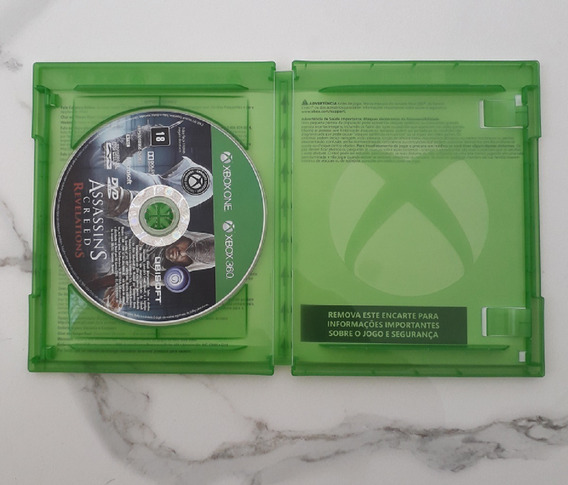 Jogo Assassins Creed Revelations - Xbox One - Xbox 360 - Português - Usado - Seminovo
