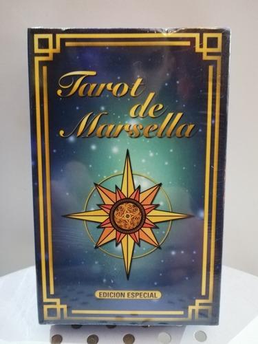 Tarot Marsella Grande Ed,especial