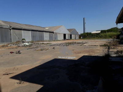 Área Industrial À Venda, Vila Nova Bonsucesso, Guarulhos - Ar0002. - Ar0002