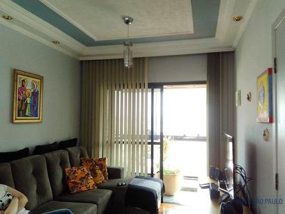 Apartamento Com Três Sacadas - Bi23736