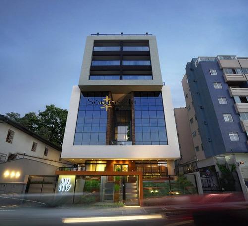 Imagem 1 de 13 de Apartamento A Venda No Bairro São Francisco Em Curitiba - - Ap-1671-1