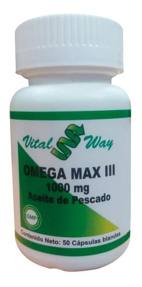 Pastillas De Omega 3