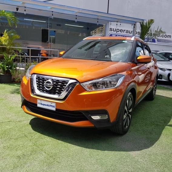 Nissan Kicks 2018 $15999