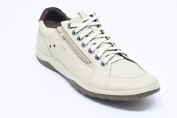 Novo Sapatênis Ferricelli Adaption Feet Clean She52010