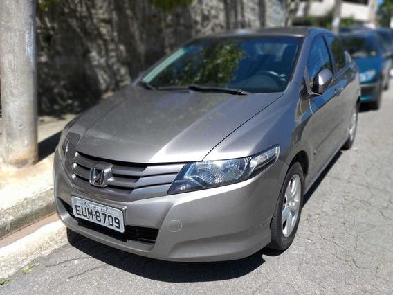 Honda City Dx 2012 - 1.5 - Completo