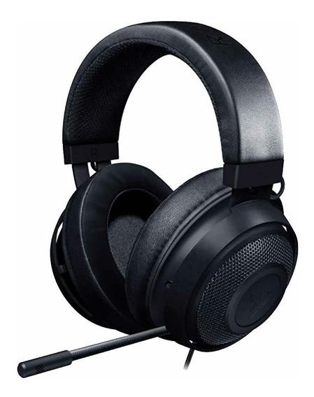 Auriculares gamer Razer Kraken classic black