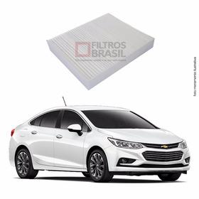 Filtro Ar Condicionado Chevrolet Cruze Sedan 1.4 Flex 2017