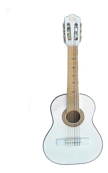 Guitarra Acustica Infantil Para Niños 3 A 5 Años 23.5 Pulg