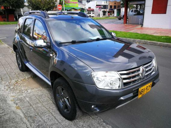Renault Duster Dinamique 2013