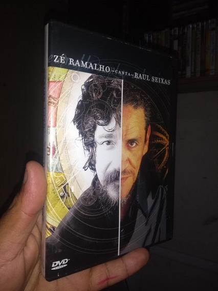 Zé Ramalho Canta Raul Seixas - Original - Frete Grátis