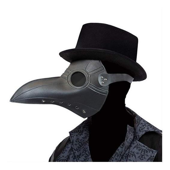 Mascara Plaga Negra Mascara Doctor Peste Negra Disfraz Plaga