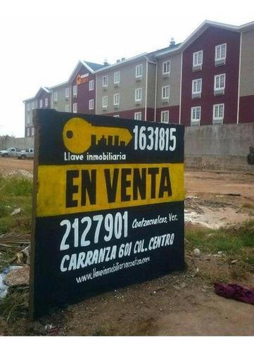Imagen 1 de 4 de Excelente Terreno Comercial En Venta, Javier Anaya, Santa Rosa