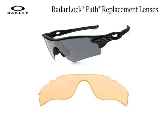 Mica De Reemplazo Para Oakley Radarlock Path Hd Amber Clear