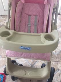 Carrinho De Bebê - Burigoto - Semi Novo