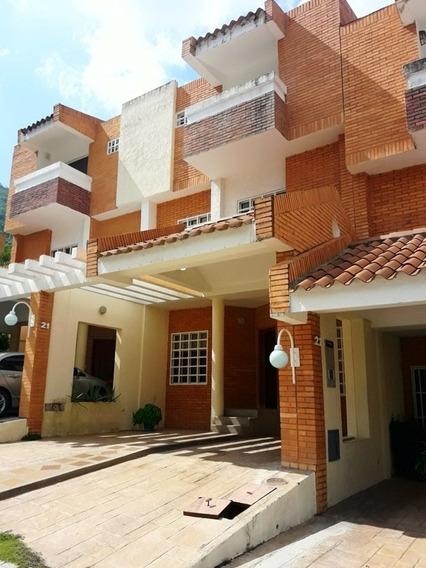 (q880) Lujoso Townhouse En Venta En Trigal Norte Consolitex