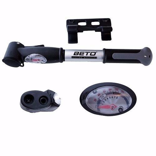 Inflador Para Bicicleta Beto Cld - 024nag