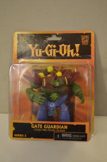 Yu-gi-oh Serie 2 Figura Gate Guardian Original
