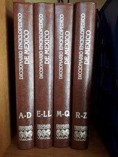 Diccionario Enciclopédico De México Visual 1994