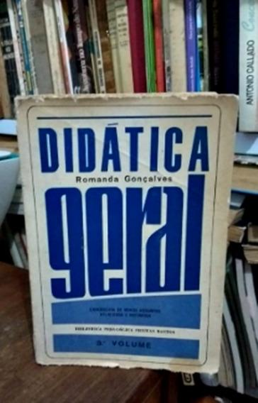 Biblioteca Pedagógica Freitas Bastos: Didática Geral