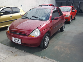 Ford Ka 1998 Base Bordo